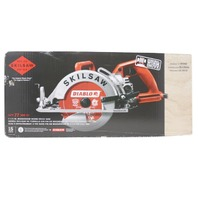 SKILSAW SPT77WM-22 7 1/4IN MAGNESIUM WORM DRIVE SAW