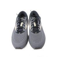 BROOKS 110286 2E 082 MENS DYAD 10 GREY/BLACK/TAN RUNNING SHOES SZ 10