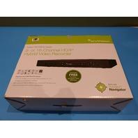 GE INTERLOGIX TVR-1516HD-8T TRUVISION 16 CHANNEL 15HD 8TB HYBRID DVR