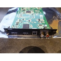 CRESTRON DMC-4KZ-HD OUTPUT CARD