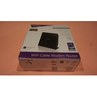 NETGEAR C6250-1AZNASAC1600 WIFI CABLE MODEM ROUTER