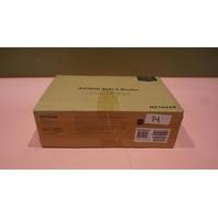 NETGEAR RAX15-1AZNAS 100-23749-01R8 AX1800 WIFI 6 ROUTER