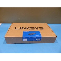 LINKSYS BUSINESS LGS124 24-PORT RACKMOUNT GIGABIT ETHERNET NETWORK SWITCH