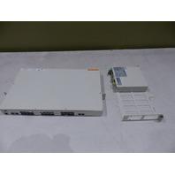 ALCATEL LUCENT OMNISWITCH 6850 24-PORT OS6850E-U24X 1* PSU PS-120W-DC
