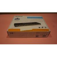 NETGEAR GS316P-100NAS 100-23986-01 R13 16 PORT GIGABIT EHTERNET SWITCH
