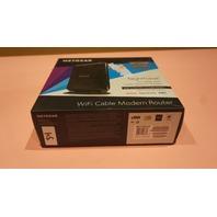 NETGEAR C7000-100NAS 100-21241-01R13 CABLE MODEM ROUTER
