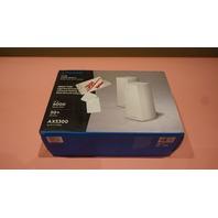 LINKSYS MX10600 AX5300 MX10 2 ACK VELOP AX WHOLE WIFI SYSTEM