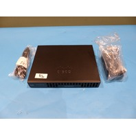 CISCO ISR4221/K9 4221 V02 INTEGRATED SERVICES ROUTER W/ 1MFT-T1/E1