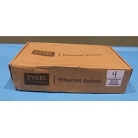 ZYXEL GS1300-10HP-US010F 8 PORT NETWORK SWITCH