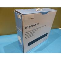 ENS HD RECORDER SN4432/I 16-CH 1080P 4 CH 4K 4TB HDD NETWORK RECORDER