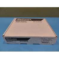 NETONIX WS-12-250-AC 12 PORT MANAGED POE