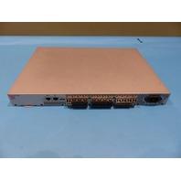 BROCADE BR-360-0008 300 FIBRE CHANNEL SWITCH 8 GBIT/S 24 FIBER CHANNEL PORTS