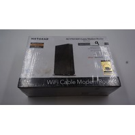 NETGEAR CABLE MODEMS C6300-100NAS WIFI CABLE MODEM ROUTER MODEM/WIRELESS DOCSIS