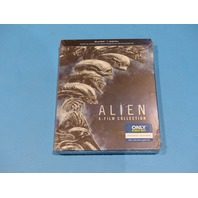 ALIEN 6 FILM COLLECTION STEELBOOK - BLU-RAY  NEW