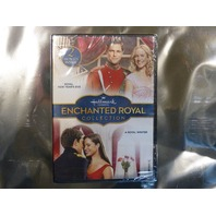ENCHANTED ROYAL COLLECTION DVD NEW