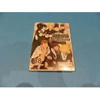 NARUTO SHIPPUDEN DVD SET 38 - DVD NEW SEALED