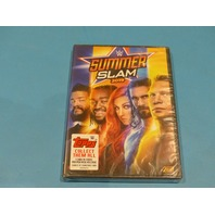 WWE SUMMERSLAM DVD NEW SEALED