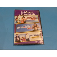 FORGETTING SARAH MARSHALL / GET HIM TO THE GREEK / ROLE MODELS 3-MOVIE LAUGH PAC