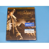 THE MUMMY TRILOGY BLU-RAY + DIGITAL HD NEW