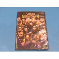 WWE SUPER SHOWDOWN DVD NEW SEALED
