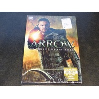 ARROW THE COMPLETE SEVENTH SEASON DVD NEW SEALED