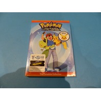 POKEMON ADVANCED CHALLENGE THE COMPLETE COLLECTION - DVD NEW SEALED