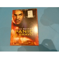 PANIC 5 BRAVO DVD + DIGITAL NEW