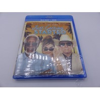 JUST GETTING STARTED BLU-RAY + DVD W/OUT SLIPCOVER NEW