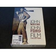 JOHN WAYNE JOHN FORD FILM COLLECTION DVD NEW SEALED