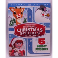 THE ORIGINAL CHRISTMAS SPECIALS COLLECTION BLU-RAY NEW SEALED