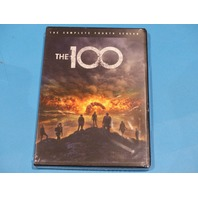 THE 100 THE COMPLETE FOURTH SEASON SEASON 4 DVD NEW