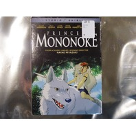 PRINCESS MONONOKE DVD W/ SLIP COVER NEW