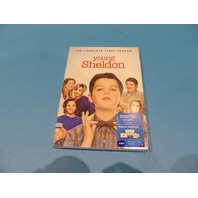 YOUNG SHELDON SEASON 1 (SEASON ONE) DVD NEW