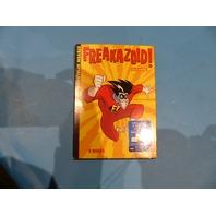 FREAKAZOID SEASON ONE DVD + DIGITAL W/SLIPCOVER NEW