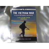 THE VIETNAM WAR DVD VOLUME 1 NEW