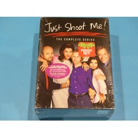 JUST SHOOT ME THE COMPLETE SERIES DVD NEW