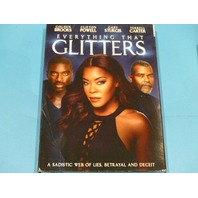 EVERYTHING THAT GLITTERS DVD WITH JACKET NEW