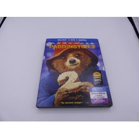 PADDINGTON 2 BLU-RAY + DVD W/ SLIPCOVER NEW