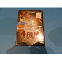 THE CONJURING & ANNABELLE UNIVERSE: 4-FILM COLLECTION (THE CONJURING / ANNABELLE