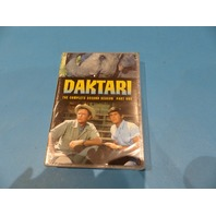 DAKTARI THE COMPLETE SECOND SEASON (SEASON 2) 7 DISC SET DVD NEW