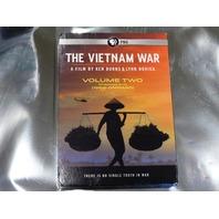 THE VIETNAM WAR VOLUME 2 DVD NEW