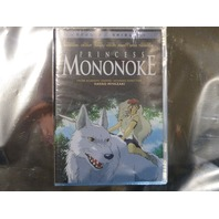 PRINCESS MONONOKE DVD W/ OUT SLIP NEW