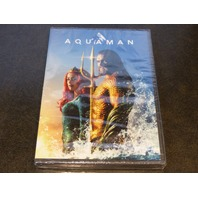 AQUAMAN DVD NEW SEALED