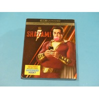 SHAZAM! - 4K ULTRA HD + BLU-RAY  NEW