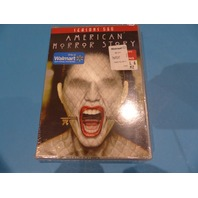 AMERICAN HORROR STORY SEASONS FIVE AND SIX (5 & 6) DVD NEW