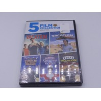 5 FILM COLLECTION VACATION DVD NEW