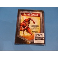 JUSTICE LEAGUE TRIPLE FEATURE DVD NEW