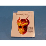 GAME OF THRONES SEASON FIVE LIMITED EDITION BLU RAY (SEASON 5) NEW SEALED