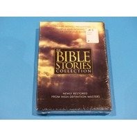 THE BIBLE STORIES COLLECTION DVD  NEW