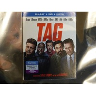 TAG BLU-RAY + DVD + DIGITAL NEW